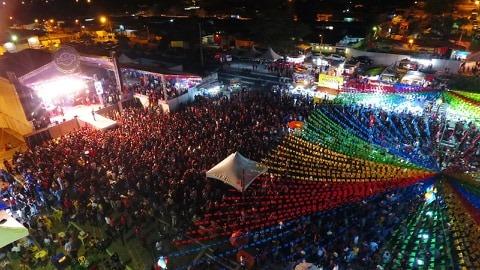Shows de três  bandas no Forrogaço 2019 em Piranhas custaram R$ 150 mil aos cofres públicos do Estado de Alagoas
