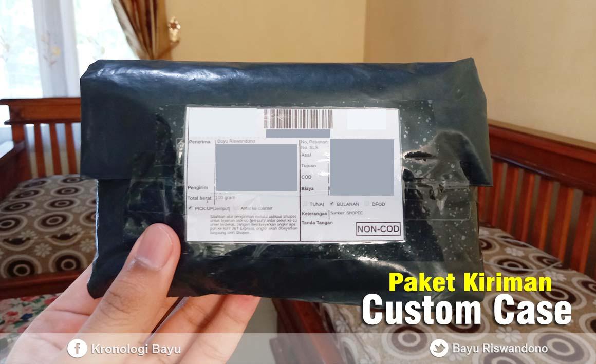 Pengalaman Membeli Custom Case HP Smartphone di Toko Online