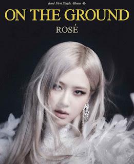 ROSÉ ON THE GROUND