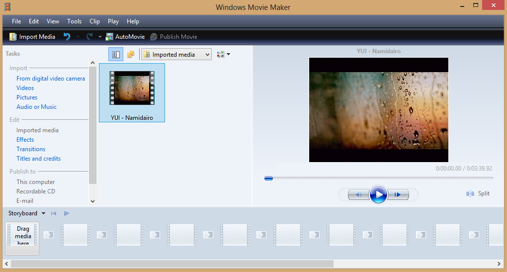 Cara Memotong Video Dengan Windows Movi Maker 2