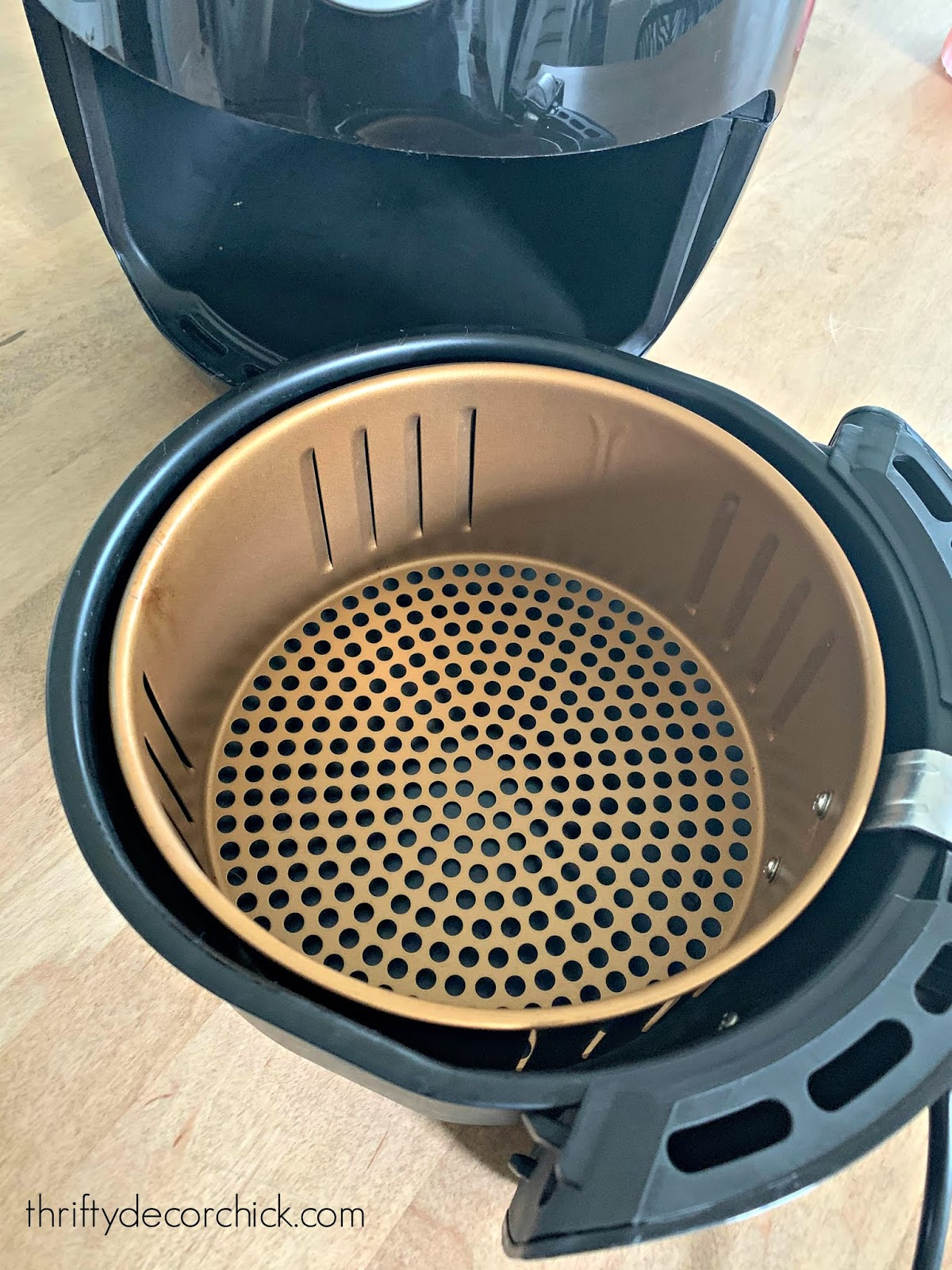 air fryer for making quick and easy meals