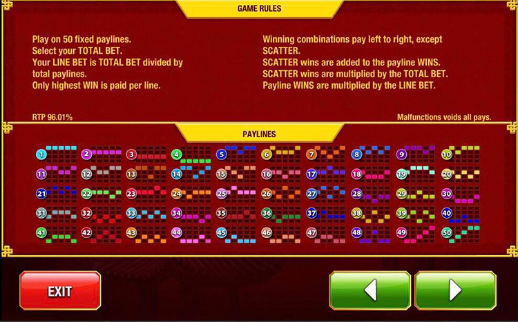 เกมสล็อตราชามังกร Dragon king