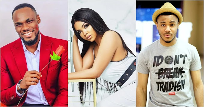 BBNaija2020: Prince says he's tired of Nengi switching between him and Ozo (Video)