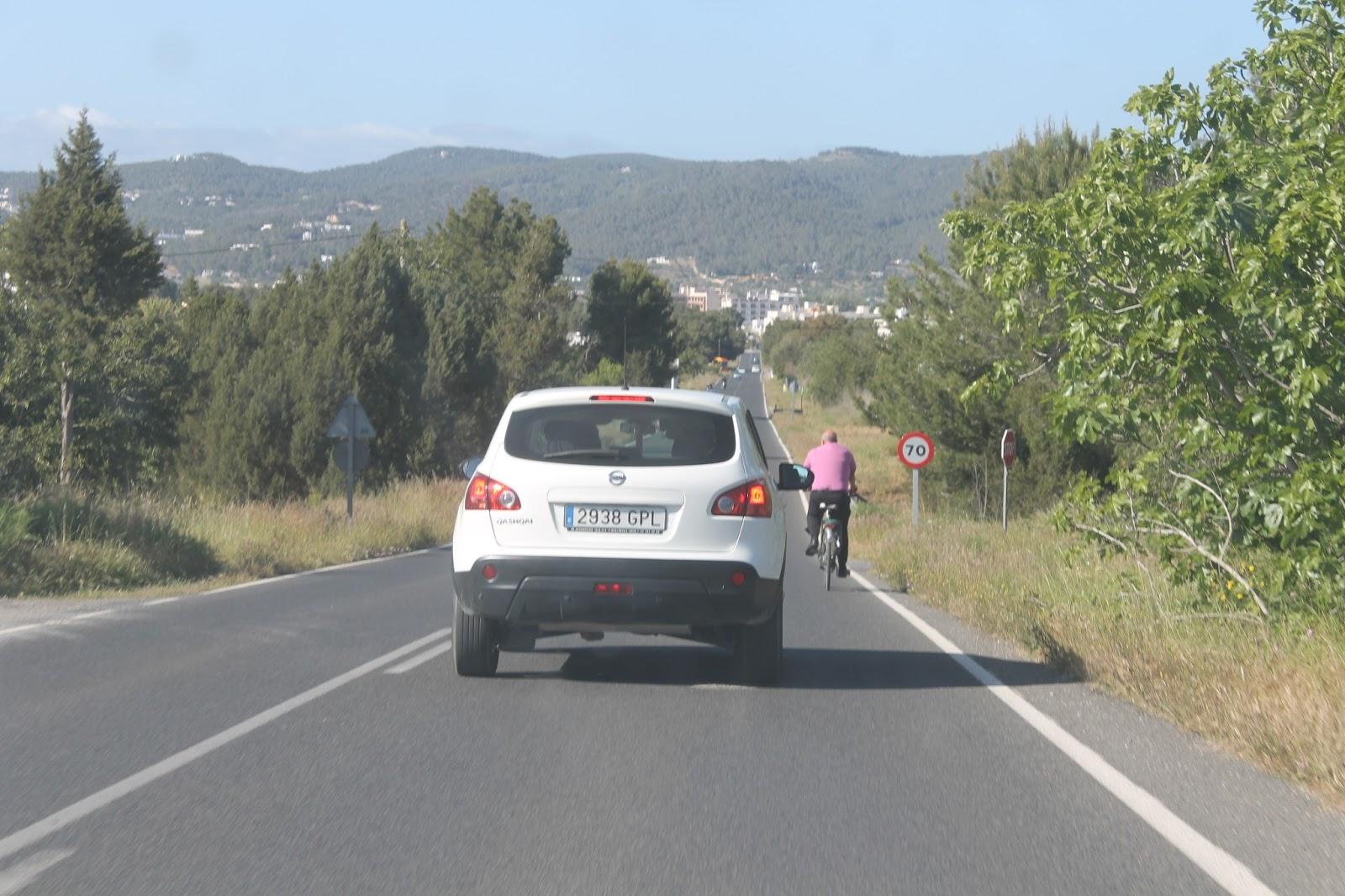 Carreteras Ibiza