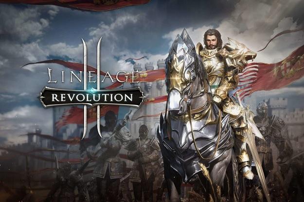 Lineage 2: Revolution - Δωρεάν ο γνωστός τίτλος για κινητά