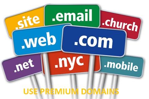 Premium Domain
