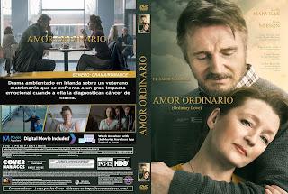 CARATULA AMOR ORDINARIO - ORDINARY LOVE 2019[COVER DVD]