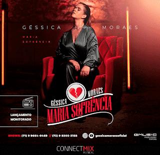 Gessica Moraes lança música na WEB Radio Itirussu