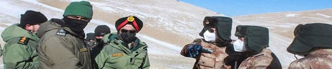 A Long Way To Go In Ladakh