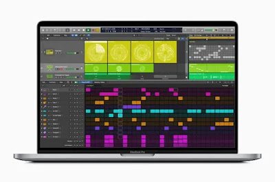 Apple unveils biggest update:the launch of Logic Pro X 10.5,new features,live loops,sampler & quick sampler -MergeZone