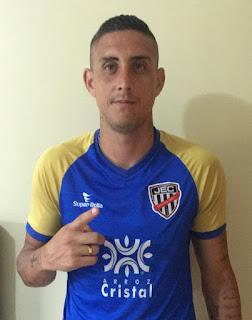 Zagueiro Rafael Caldeira garante Jaraguá preparado para confronto com o Vila Nova pelas quartas de final