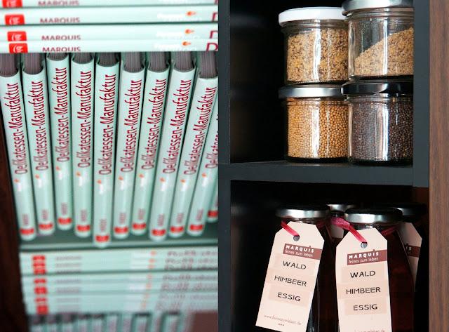 Delikatessen-Manufaktur, das Buch von Jeanette Marquis