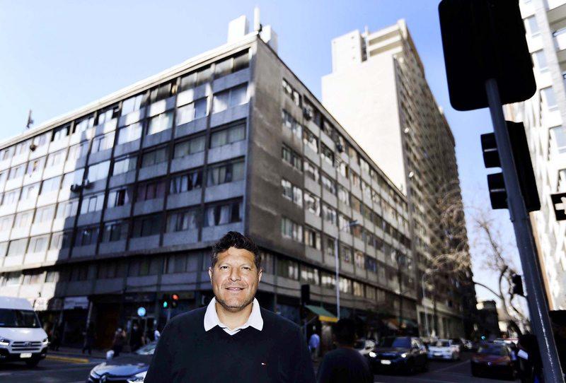Pablo Galdames habla de su labor en Gendarmería