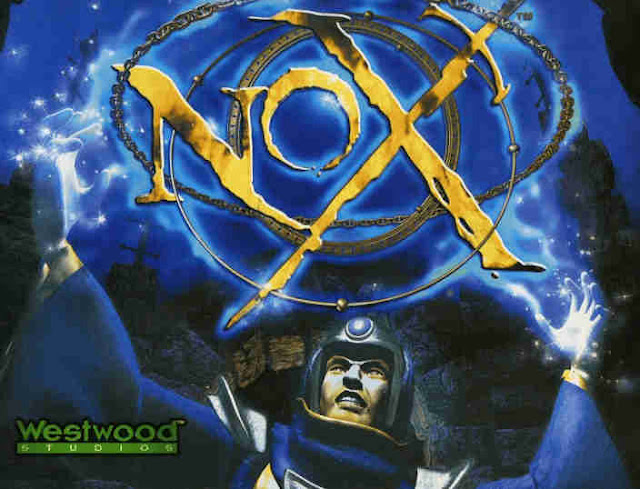 Nox videogioco copertina