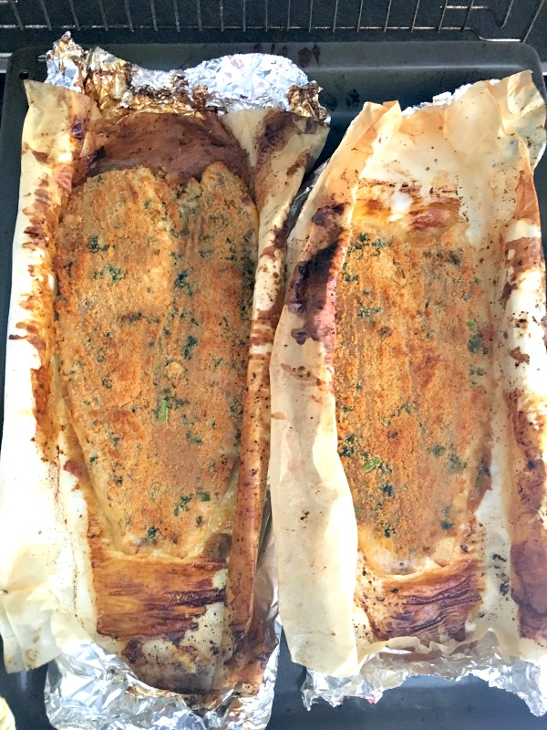 Baked Fish Fillets recipe - Ioanna's Notebook
