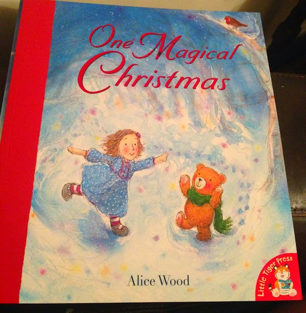 Our Christmas Book Advent tree   Ideas for the Best Children's Books to Buy this Christmas - the magical christmas
