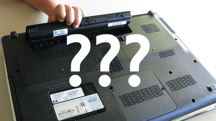 Amankah Menyalakan Laptop Tanpa Baterai?