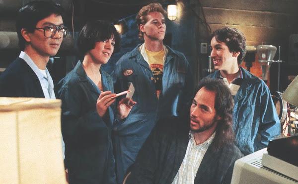 Clássicos dos anos 80 - Academia de Gênios