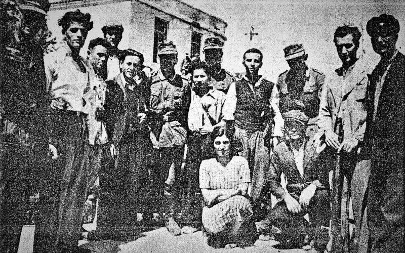 Η απελευθέρωση των Φερών από τους Γερμανούς το 1944 και οι πρωταγωνιστές Αθ. Κατσαβουνίδης και Ν. Κυτόπουλος