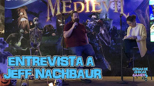 Entrevista a Jeff Nachbaur - Productor ejecutivo de Medievil PS4