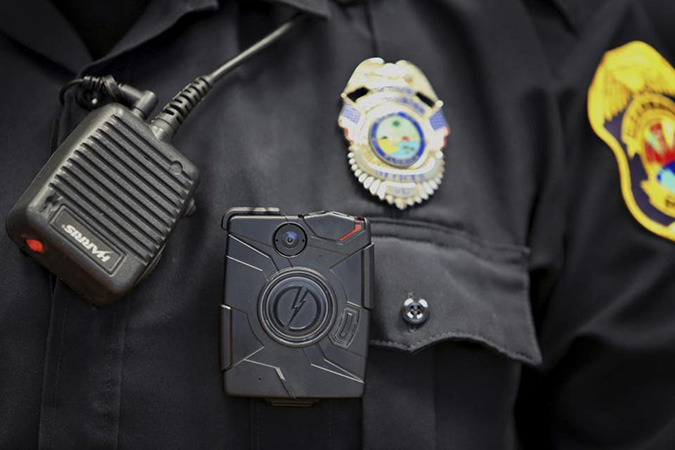 Penelitian Body Camera Footage Leads to Lower Judgments of Intent than Dash Camera Footage