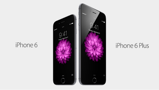 Iphone 6 : flop or hit show !