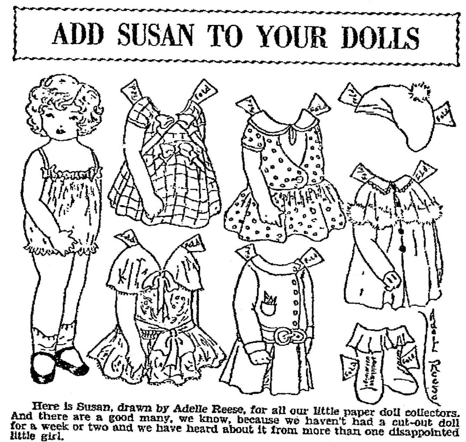 Mostly Paper Dolls: January 2012