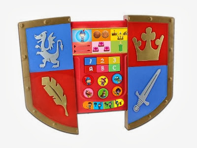 mike the knight smart shield