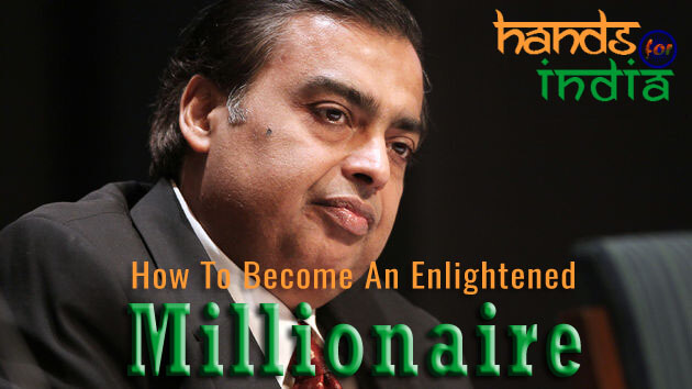 How To Become An Enlightened Millionaire