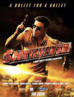 sooryavanshi movie poster