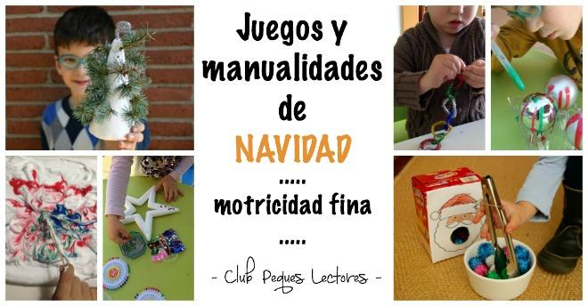http://www.clubpequeslectores.com/2015/12/motricidad-fina-navidad.html