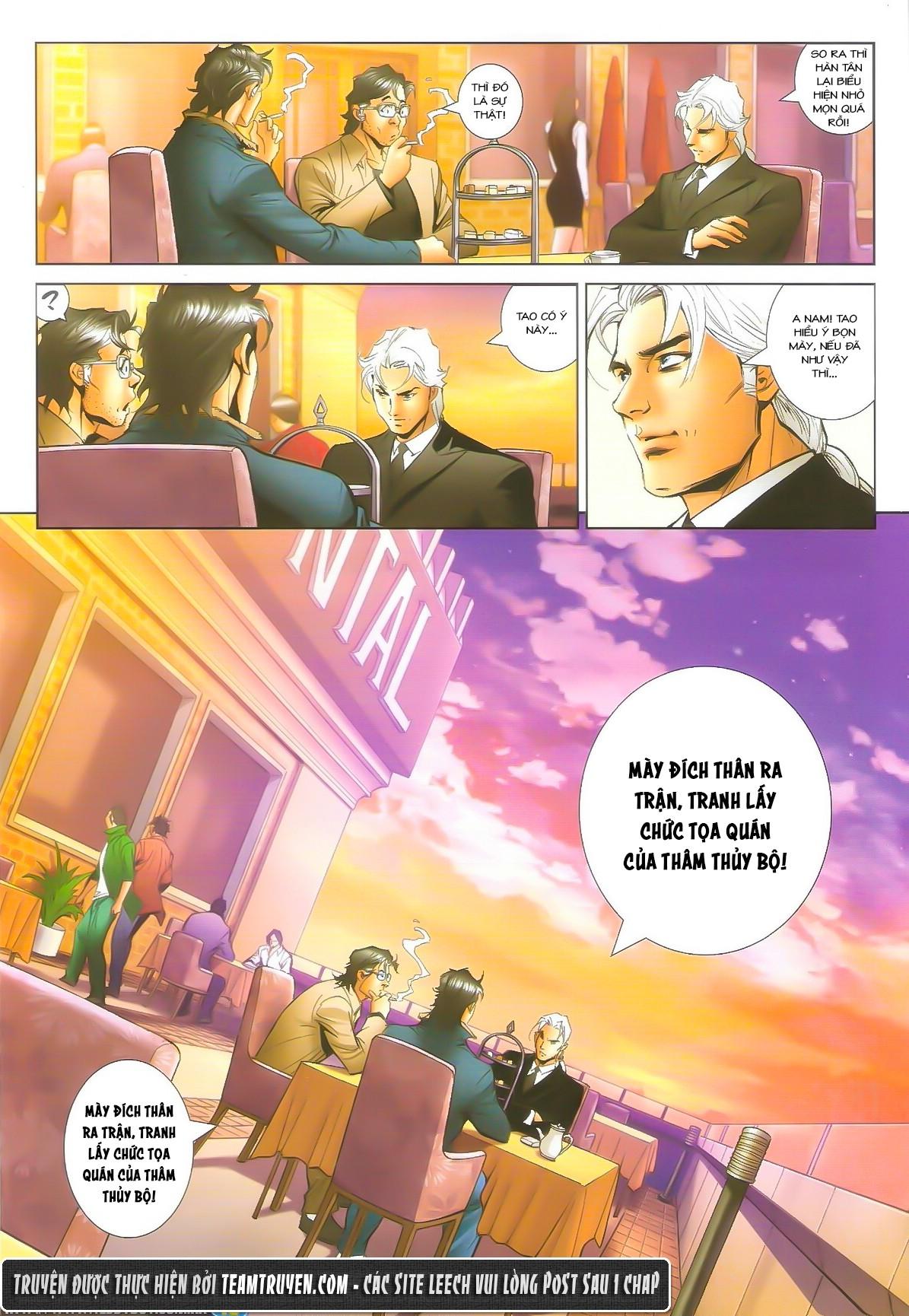 Người Trong Giang Hồ chapter 1602: gặp lại hàn tân trang 12