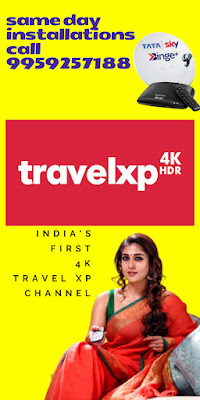 TATA SKY INDIA'S FIRST 4K CHANNEL