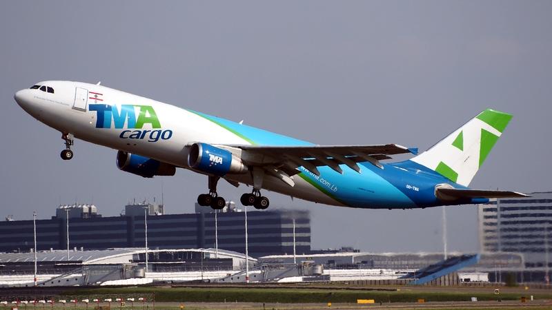 الخطوط الجوية عبر المتوسط TMA Cargo