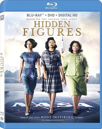 Hidden Figures 2016 Dual Audio ORG Hindi 480p BluRay 400MB