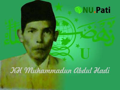 KH Muhammadun Abdul Hadi Kajen