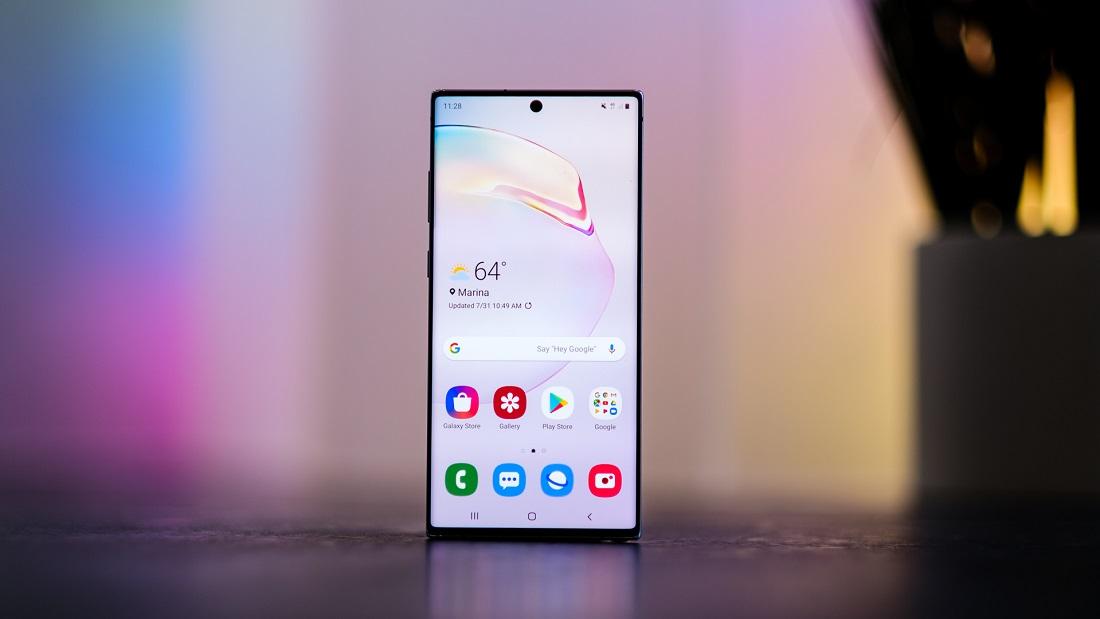 سامسونج تعمل على الأرجح على طراز إقتصادي من الهاتف Galaxy Note 10