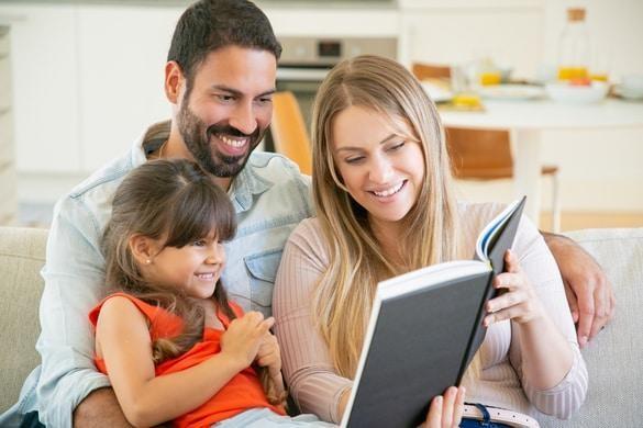5 Tips Mempercepat Anak Belajar Membaca