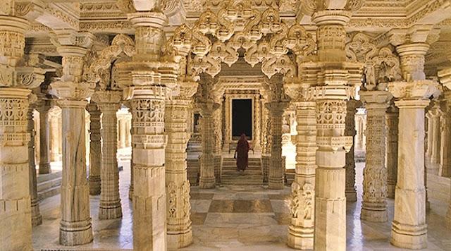 Mount Abu; Adhar Devi Temple; Guru Shikhar; Dilwara Jain Temple