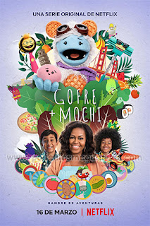 Waffles y Mochi (2021) [Latino-Ingles] [1080P] [Hazroah]