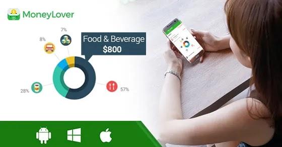 Money Lover هو تطبيق مثير للاهتمام يساعد المستخدمين على إدارة الشؤون المالية الشخصية على الهاتف المحمول