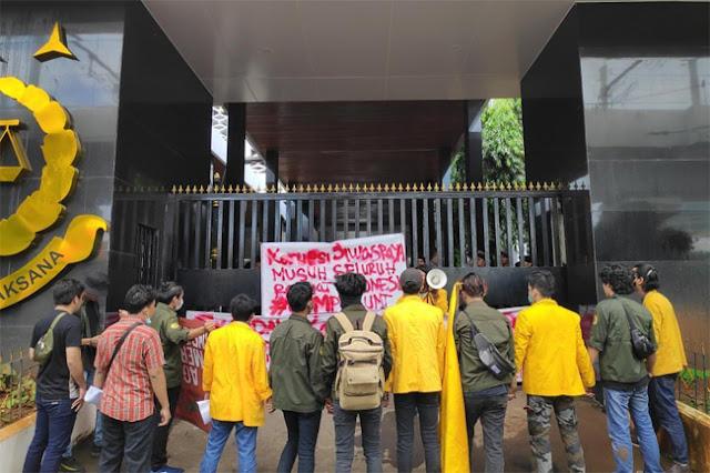 Kejagung Diminta Sita Aset Pejabat Terlibat Jiwasraya