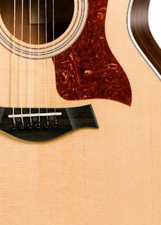 Taylor 214 Grand Auditorium 6-String Acoustic-Electric Guitar