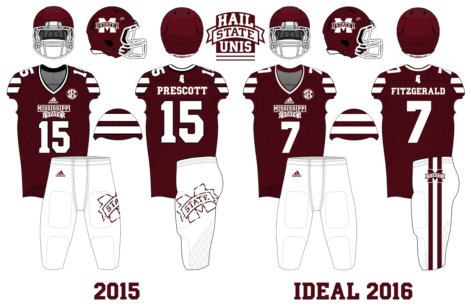 6f5c052bf01 The first change that needs to be made to the Bulldogs' uniforms is to  remove the black outlines from the collar, numbers, and stripes.