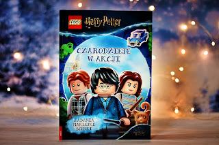 """""""LEGO® Harry Potter™. Czarodzieje w akcji"""" - książki dla dzieci #48"""