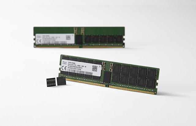 SK Hynix Meluncurkan RAM DDR5 Pertama di Dunia