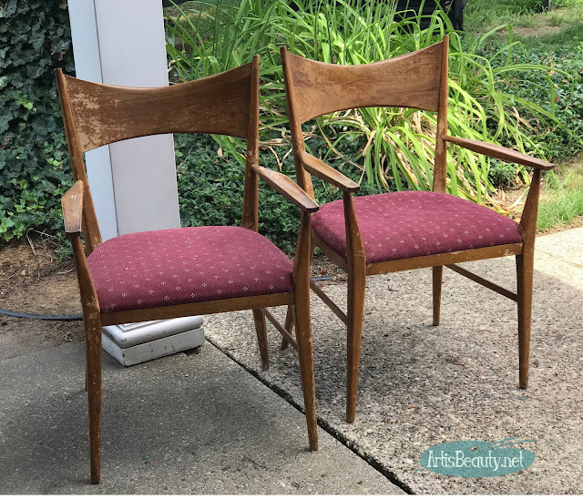 1950s chairs, Calvin Furniture, chairs, dining chairs, excellent condition, four chairs, high quality upholstery, minor surface flaws, modern dining chairs, Paul McCobb, seating, set of dining chairs, solid walnut frames, sturdy chairs, United States