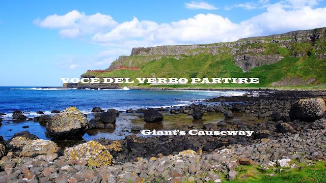 DIARIO DI VIAGGIO IN IRLANDA: VISITA ALLE GIANT'S CAUSEWAY