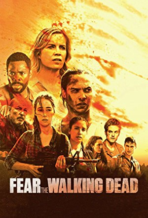Poster Fear the Walking Dead 2015–