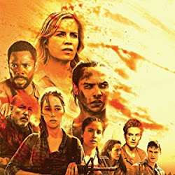 Poster Fear the Walking Dead 2015–